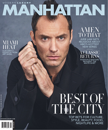 Manhattan Luxury Jan 2017 cover
